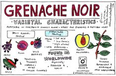 Grenache Noir #grenacheday