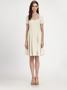 $156 Marc by Marc Jacobs Gertie Textured Knit Dress