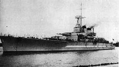 WWII ~ Italia ~ Marina Militare Corazzata Littorio.