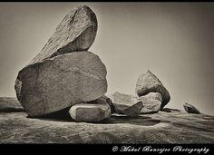 Boulders_2 atop Hemakuta Hill, Hampi, Karnataka