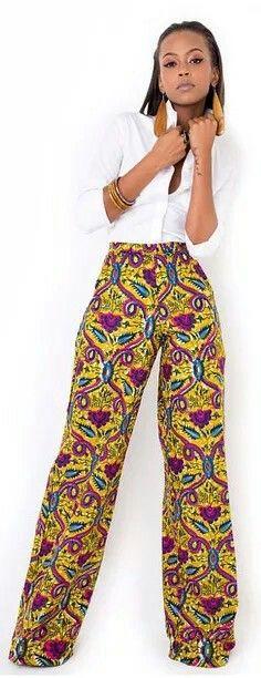 Amei a calça.