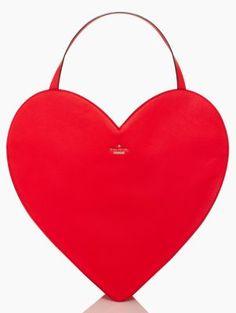 love birds heart tote - kate spade new york