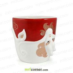 S444 12oz Starbucks Chinese New Year Dragon Mug