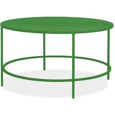 Slim Round Cocktail Table in Colors (81 KWD) ❤ liked on Polyvore featuring home, furniture, tables, accent tables, handmade furniture, handcrafted furniture, steel table, circular table and round occasional tables