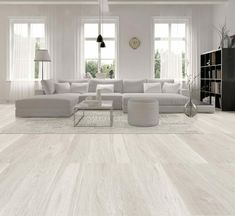 Light Wood Look Tile Kenia White – Tiles & Stone Warehouse Light Wood Tile Kenia White – Tiles … White Wooden Floor, Wood Look Tile, Living Room Flooring, Flooring, White Tiles, House Flooring, Living Room Tiles, Wooden Floor Tiles, Home Decor