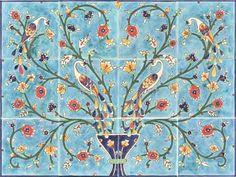 Google Image Result for http://www.jerusalempottery.biz/products/Tiles/assets/images/tile_murals/pom_peacocks_400.jpg