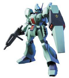 Amazon.com: Gundam RGM-89 Jegan HGUC 1/144 Scale: Toys & Games