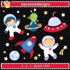 321 blast off by zenware designs