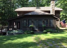 Adorable Winnipesaukee waterfront built in 1915, this enchanted cottage will have you dreaming of The Great Gatsby. Features four Bedrooms, 2.5 bathrooms, enclosed, screened sun porch and very large deck overlooking the lake and a U shaped dock that will fit a boat up to 28 feet.