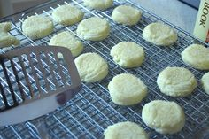 Confections from the Cody Kitchen: Soft Almond Sugar Cookies