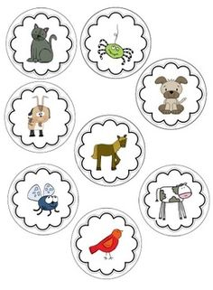 There-was-an-old-lady-who-swallowed-a-fly-Sequencing-Activity-506427 Teaching Resources - TeachersPayTeachers.com