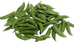 #Organic Sugar Snap Peas -  Organic Sugar Snap Peas are a combination of English Peas and Sno Peas and contain the best traits of both. They have crisp, tender, shiny pods that enclose plump, round peas.