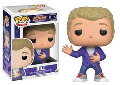Bill - Bill and Teds Excellent Adventure - Funko Pop! Vinyl Figure - December
