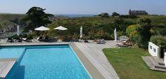 Castel Clara Thalasso & Spa Belle-Ile-en-Mer - Bretagne - France  Oubliez le stress du quotidien à Belle-Ile-en-Mer