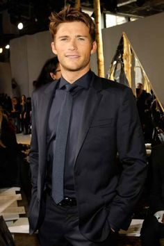 Scott Eastwood. The longest ride isn't even out yet, but after seeing him... It's my new favorite movie ;)