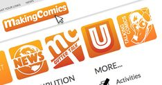 MakingComics.com is the world's one stop repository for all things related to the comic-making experience.