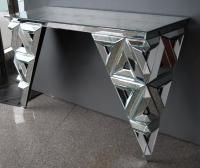 Mirrored Table by Kamable Mirrored Furniture, Mirrored Table, Mercury Glass, Entryway Tables, Luxury, Mirrors, Home Decor, Decoration Home, Room Decor