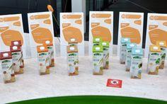Allos Drinks Hafer, Reis, Mandel, Dinkel: Auf der Biofach weiterhin unübersehbar: der Trend zu pflanzlichen (Ersatz-) Produkten. Die Allos Hof-Manufaktur, einst gestartet als Selbstversorger, bringen neue, milchige Drinks mit Hafer, Reis, Reis-Kokos, Mandel, Soja und Dinkel deutschlandweit in den Biohandel. Außer Kokos in Reis-Kokos sollen die Zutaten alle aus Europa stammen.