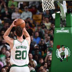 093018 Basketball Is Life, Basketball Legends, Nba Basketball, Gordon Hayward Celtics, Greg Lewis, Celtic Pride, Leg Injury, Nba League, Nba Wallpapers