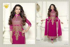 Karishma Kapoor Vol 4 By Ronak Designer Straight Kameez Suit, Bollywood Style 5119 - Online Shopping Marketplace Shopdrill.com