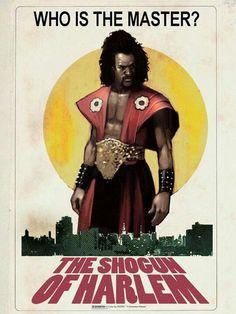 Berry Gordy's The Last Dragon - Sho'Nuff, The Shogun of Harlem