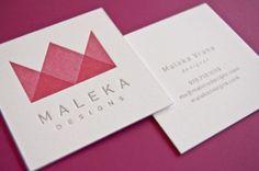 33 Inspiring Business Card Designs - BlazePress