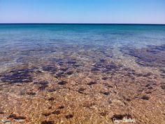 Coastal of Campo Marino, Salento, Puglia