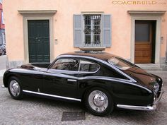 Pininfarina Alfa Romeo 6C 2500 Coupe Speciale 1949 Just love this! The great things in life! This is one of them hands down! Blessed! Austin is the author of the CRE Program, a successful Real Estate Investor, Entrepreneur and self-made man. To learn more about his products and services, visit his Web site at www.CREprogram.com
