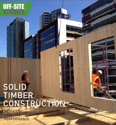 Wood Construction Material | ReThink Wood