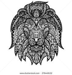 diseños de leones - Google Search