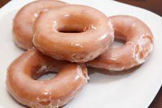 Dessert Recipe: Buttermilk Glazed Doughnuts