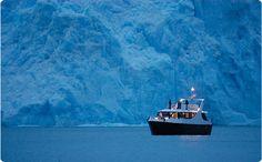 Spirit of the glaciers Natural, Spirit, Boat, Painting, Travel, Argentina, El Calafate, Cruise, Photo Galleries