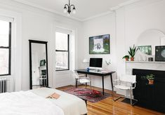 A 175-Square-Foot NYC Studio Apartment Tour