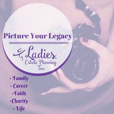 Heres something think about ladies: Picture your and what comes to mind? Ladies Picture, Charity, Party Themes, Career, Mindfulness, Faith, Activities, Tea, Lady