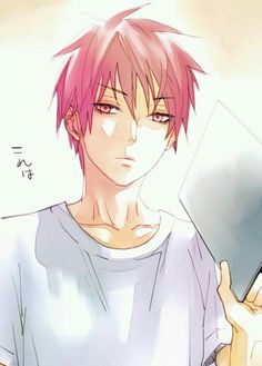 This could be Sasori in human form….looks like it. :) DAYUM THAT IS ONE HELL OF A HAWT GUY