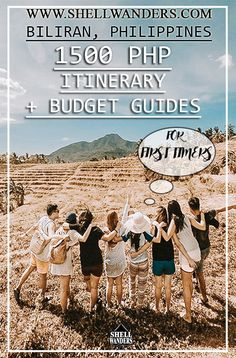 What to do, where to stay and places to visit is in this guide! Travel Deals, Budget Travel, Travel Guides, Travel Tips, Biliran Island, Island Tour, Places To Travel, Places To See, Travel Destinations