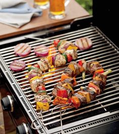 Fire Wire Flexible Grilling Skewers