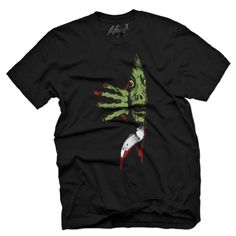 RELEASE YOUR INNER ZOMBIE MENS T SHIRT