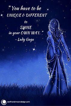 Lady Gaga quote youbeyou