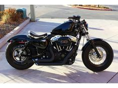 Harley Forty-Eight for Sale | 2013 Harley-Davidson Xl1200x Sportster Forty-Eight