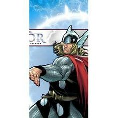 Hallmark Thor Party Supplies - Plastic Table Cover