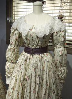Amanda Seyfried Cosette Les Miserables movie gown