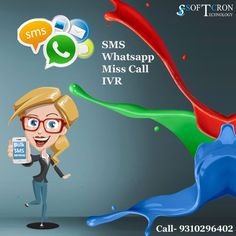 Reach your Customers Anytime. Easy access and Functional. #BulkSMS #SMS #Bulkwhatsapp #whatsapp #BulkIVR #voice #Misscallalert #mobilemarketing #onlinemarketing #FB #Facebookmarketing #rohtak #hisar #sirsa #haryana #jind #jhajjar http://www.softcron.com/sms-services
