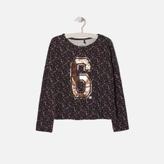 Tee-shirt fille IKKS (XG10204) | Vêtement WAY Fille Hiver 15