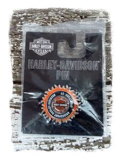 Harley Davidson Pin Vest Hat Jacket Pin Bridgeport CT Stratford Connecticut NIP #HarleyDavidsonMotorcycles #Connecticut