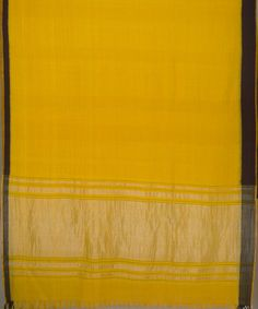 Taanbaan Handspun and Handwoven Khadi Cotton Sari 1006784 - Parisera