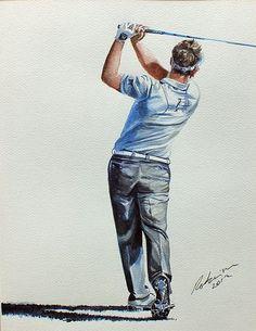 Golf Tips Magazine Subscription - tiger woods 10 putting tips. Luke Donald, Womens Golf Wear, Golf Card Game, Dubai Golf, Golf Putting Tips, Golf Art, Miniature Golf, Golf Videos, Golf Instruction