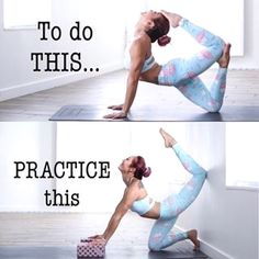 Yoga is a sort of exercise. Yoga assists one with controlling various aspects of the body and mind. Yoga helps you to take control of your Central Nervous System Fitness Workouts, Yoga Fitness, Fitness Goals, Health Fitness, Beginner Yoga, Yoga Poses For Beginners, Advanced Yoga, Yoga Motivation, Diy Yoga