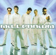 Ah, the Backstreet Boys...my favorite boy band! Im not ashamed to say it!