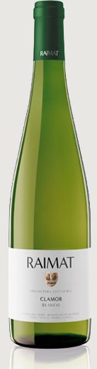 Raimat white wine from Spain.  Chardonnay, sauvignon blanc and Xarel assebling this aromatic and fruity wine.
